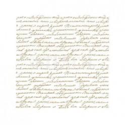Stencil Deco Manuscrito 031