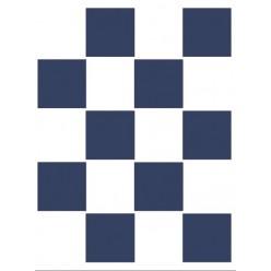 Stencil A3 ajedrez