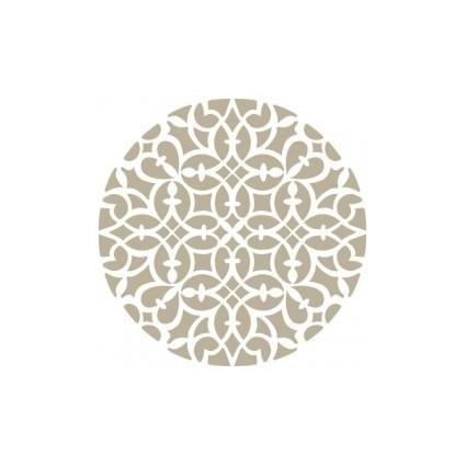 stencil mini deco mandala 001