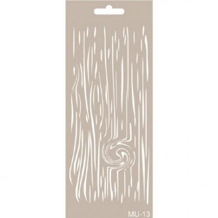 Stencil madera Cadence 21 x 9