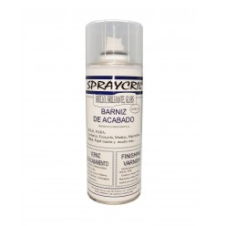 BARNIZ SPRAYCRIL BRILLO 400 ML