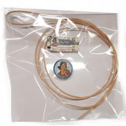 Medula 4mm Junquillo rejilla 1000403