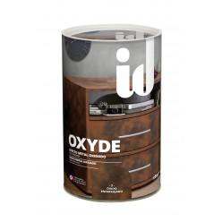 kit pintura oxyde efecto oxido lakeone