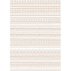 Papel Arroz dec 050m ARABESQUE 70 X 50