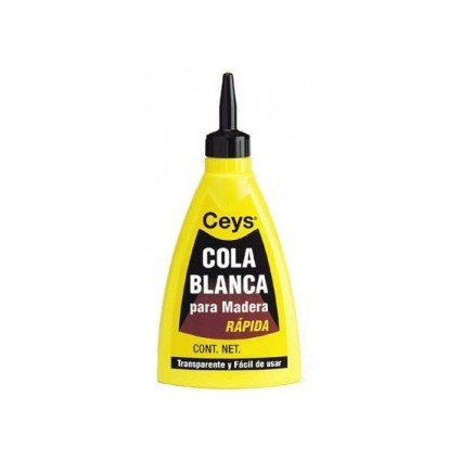 Cola rápida blanca 500gr. CEYS