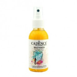 Spray Textil AMARILLO ATARDECER 100ml Cadence