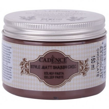 PASTA SHABBY CHIC  CHOCOLATE  150ml Cadence