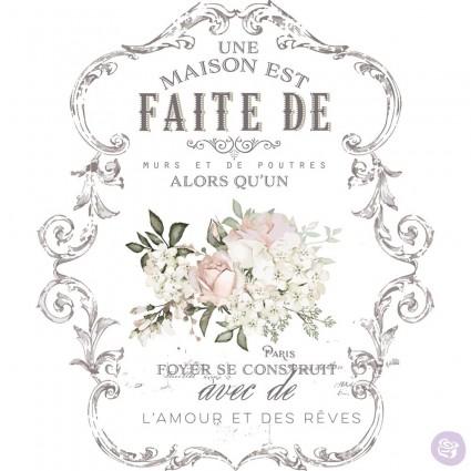L'amour Et Des Reves 67.31x91.95