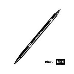 rotulador tombow dual brush-N95 cool grey 1