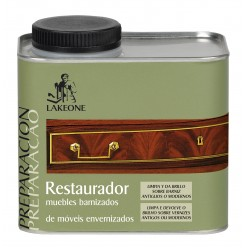 Restaurador muebles barnizados 500 ml