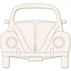 Silueta Escarabajo (L) 10x9.2cm
