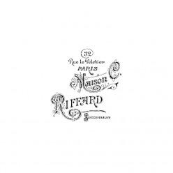 Stencil MAISON RIFFARD 25X25