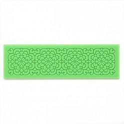 Molde de silicona 024 Cenefa