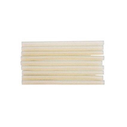 blister 12 barras 10 cms 7,8 mm cola termofusible