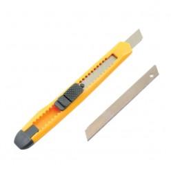 Cutter pequeño 9mm plastico