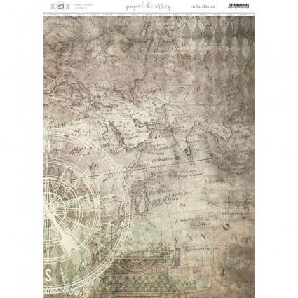 Papel Arroz MAPA 29,7X42
