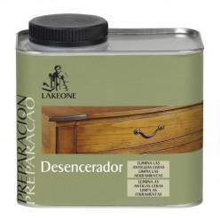 desencerador de madera 450 ml