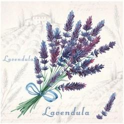 Servilleta Lavendula