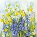 Servilleta Spring in Bloom