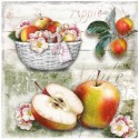 Servilleta Apple Basket